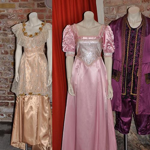 Teaterkläder från Malmö Opera