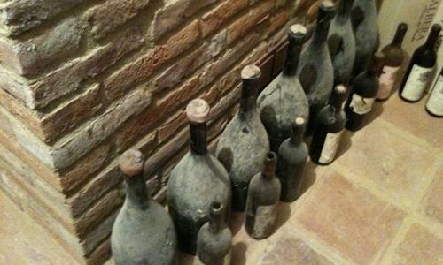 Vin i Montalberas källare