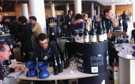 Bleu Wine Expo